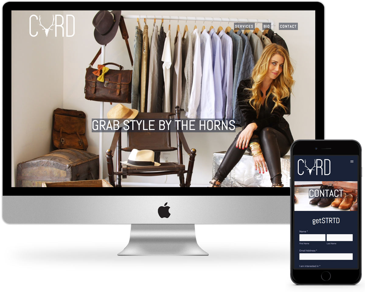 CVRD Website Design